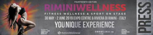 ITALY: Riminiwellness 2019, A Unique Explosion of Energy,Tailor-Made for Personal Experience