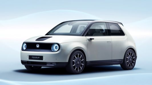 The Honda E Prototype Is One of the Best-Looking Electric Car Designs Yet