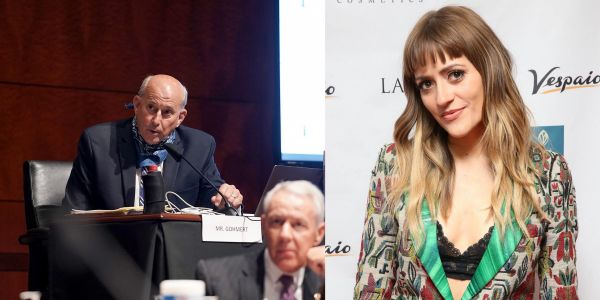 Rep. Louie Gohmert's daughter pleads for people to 'listen to medical experts' after her father ignored mask guidance and got COVID-19
