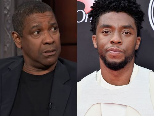 Denzel Washington addresses paying for 'Black Panther' star Chadwick Boseman's acting classes: 'Wakanda Forever, but where's my money?'