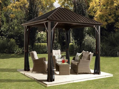The best gazebos for your outdoor space