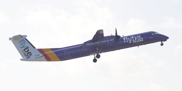 Flybe plans to return to the skies this summer