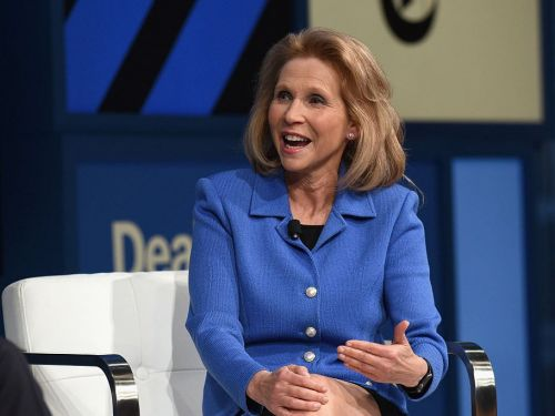 One of America's most powerful female executives controls a $30 billion media empire - and she still faces surprising harassment in the workplace