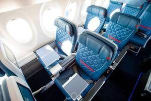 Delta Air Lines to limit seat recline for more workspace on select routes