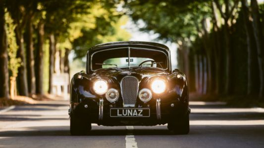 Yeah, Actually I Do Think An Electric Jaguar XK120 Is A Great Idea