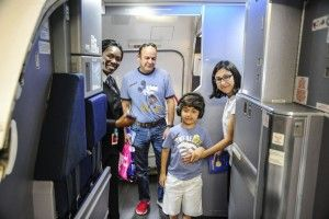 'Wings For All' Landed Again At Bush Airport On Oct. 2