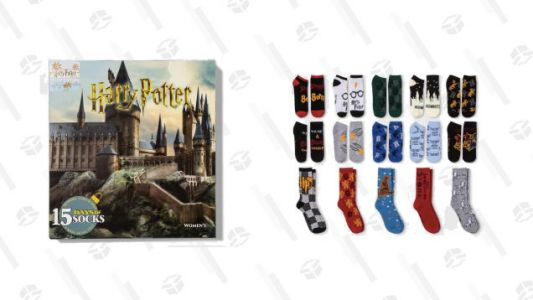 Get Ready For Christmas With Target's 15 Days of Socks Advent Calendars