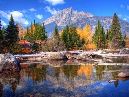 The 20 most beautiful lakes in the US, ranked