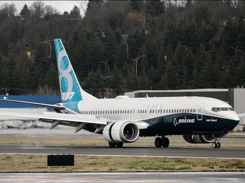 Boeing's CEO explains why the company didn't tell 737 Max pilots about the software system that contributed to 2 fatal crashes