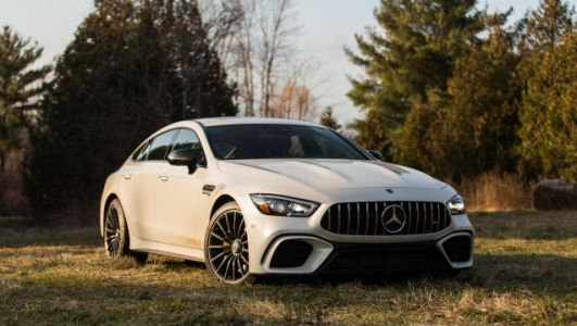 The Mercedes-AMG GT 63 S Is Great But I Have Just One Problem With It