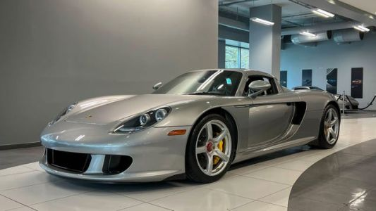Time See Just How Much A 300-Mile Carrera GT Is Worth