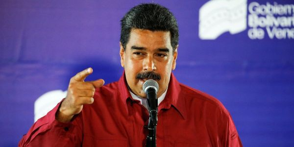 Embattled Venezuelan leader Nicolas Maduro wins another six-year term