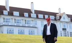 U.S. Government paid Donald Trump's Turnberry hotel £53,000