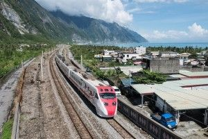 Taiwan railways back to normal, except tourist trains