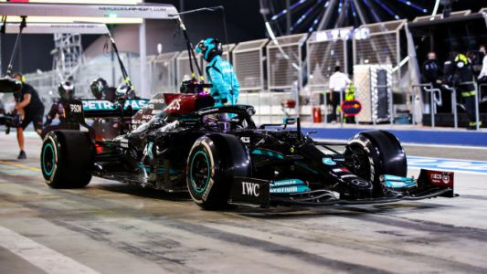 Mercedes F1 Really Could Have Used Another Easy Year