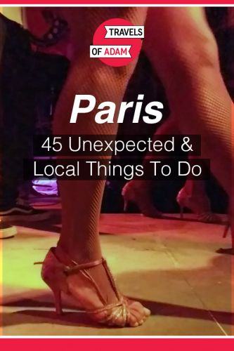 45 Unexpected Things To Do in Paris