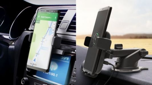IOttie's Prime Day Dash Mount Deals Include Several Qi Charging Options
