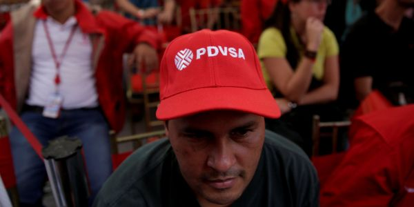 Workers are fleeing Venezuela's state oil company, radiating pain through the country's already crippled economy