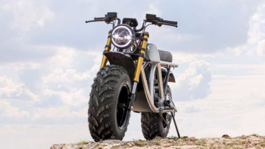 The Volcon Grunt Is An Electric All-Terrain Motorcycle With 100 Miles Of Range For $5,995