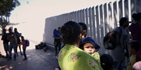 This is what happens when families get separated at the US border, step by step