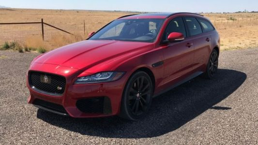 Just in Time For the Holidays Jaguar Is Giving Massive Discounts On the XF Sportbrake