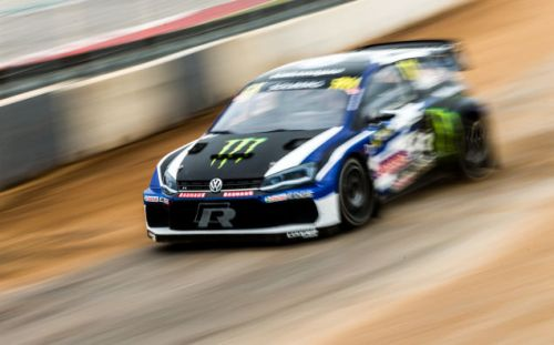 All Of The Fast Rallycross Cars Have Descended Upon Austin