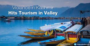 Constraints of vacationers in Kashmir impact the hospitality sector