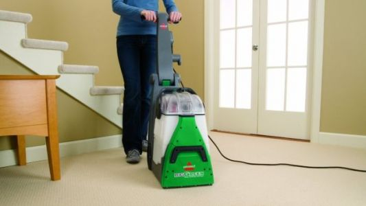 Suck Up Big Savings on the Ultimate Carpet Cleaner