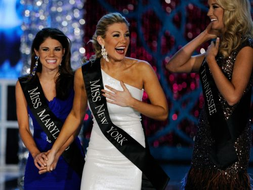 THEN AND NOW: How the Miss America pageant has changed over the years