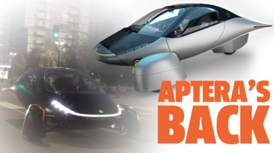 Aptera Announces A 1,000-Mile Range 'Never Charge' Solar EV But We Should Explain This A Bit