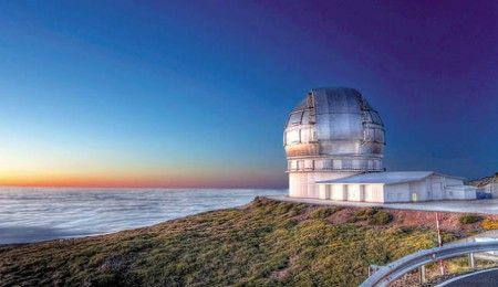 Travellers to enjoy cosmos view with world's largest telescope of Airbnb