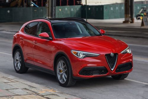 We drove a $53,000 Alfa Romeo Stelvio - and the new luxury SUV is far from perfect
