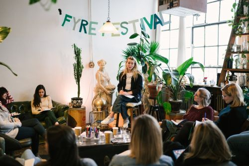I attended Instagram influencer Caroline Calloway's 5-hour, $165 creativity workshop that people have called a 'scam.' Here's what it was like inside