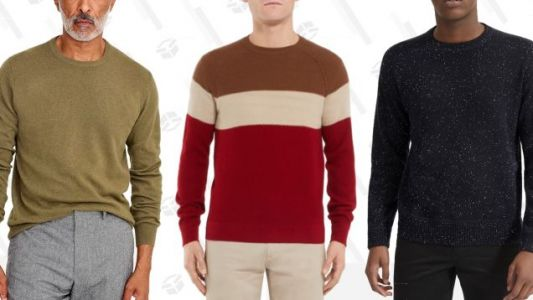 The Best Cashmere Sweaters In Your Price Range