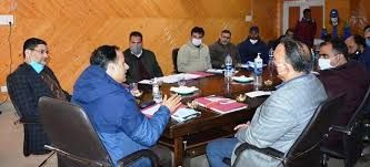 The Director of Kashmir Tourism, along with District Development Commissioner visits Doodhpathri
