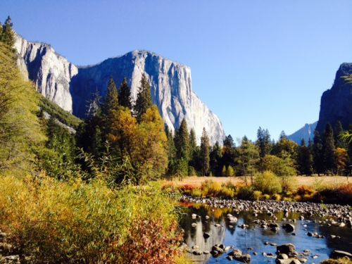 The Adventures of a Road Warrior - Yosemite Style