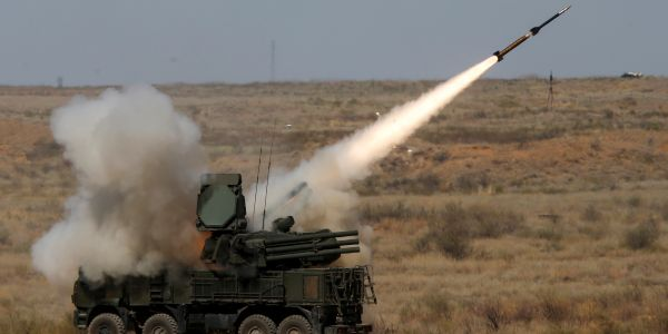 Another European country has bought Russian anti-aircraft weapons at Putin's suggestion - and over US warnings