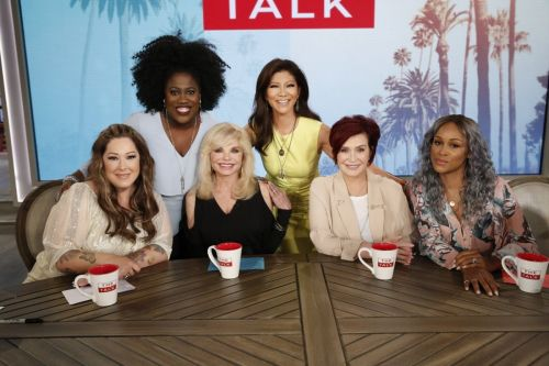 Julie Chen is reportedly leaving 'The Talk' after her husband's resignation amid sexual misconduct allegations