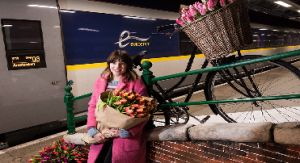 Eurostar releases £35 fares to celebrate first year of Amsterdam service
