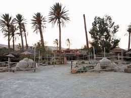 First Bedouin hotel in Shibli, Israel