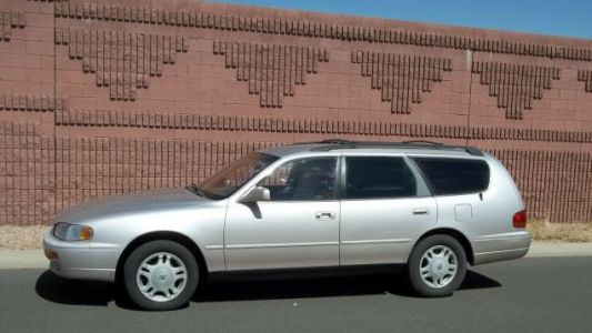 At $5,625, Is This 1995 Toyota Camry Wagon a 7-Seat Superstar?