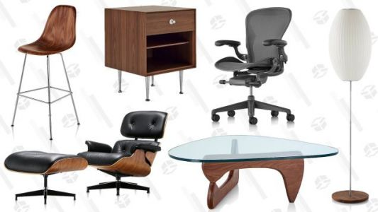 Time to Smash That Piggy Bank: Herman Miller's Semi-Annual 15% Off Sale Is Here