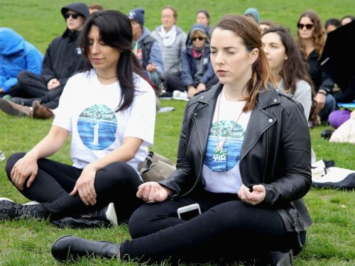 Meditation is taking over Wall Street and Silicon Valley - here's how to start a daily habit