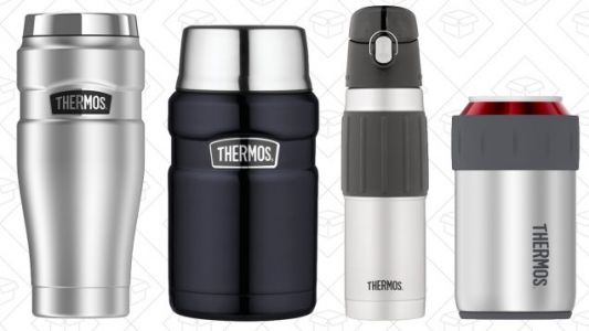 Insulate All of Your Beverages With Amazon's Big Thermos Sale
