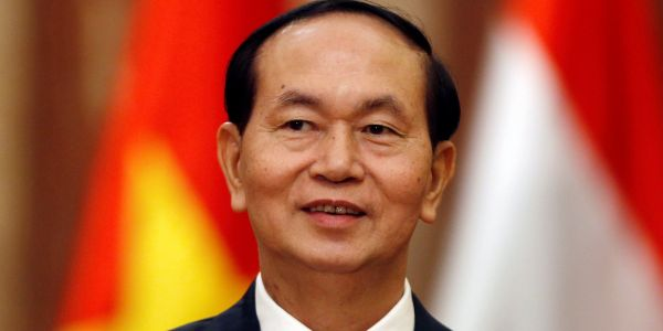 Vietnam President Tran Dai Quang reportedly dead at 61
