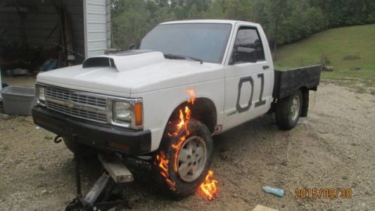 Craigslist Seller Knows What They Have, a Truck Not On Fire