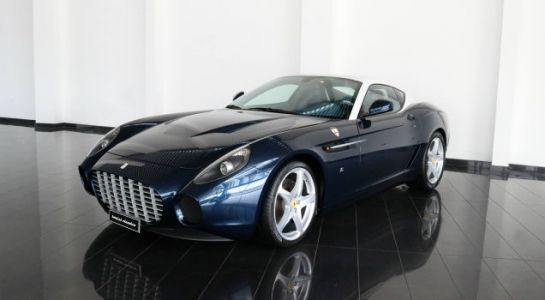Ask For A Gorgeous Zagato-bodied Ferrari For Christmas, You're Worth It