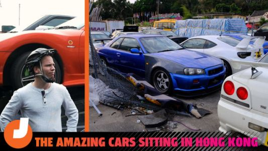 Here Are The Coolest Cars I Found In Hong Kong's Most Prolific Scrapping District
