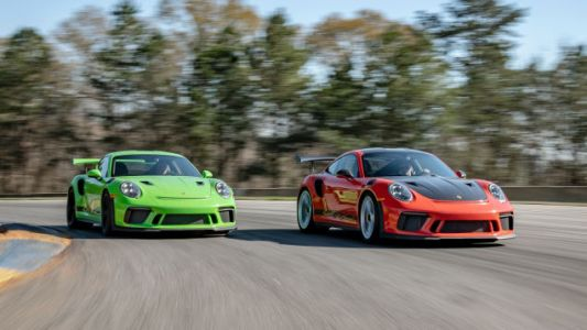 How the Extreme Porsche 911 GT3 RS Compares to the Even Faster Porsche 911 GT2 RS