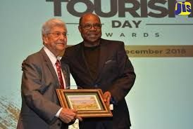 Jamaica honours 56 tourism professionals for service of over 50 years